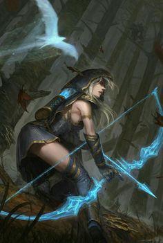 League of Legends / Ashe!