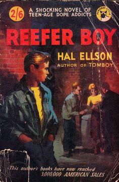 Reefer Boy by Hal Ellson (1955)