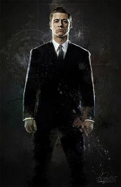 Gotham: Gordon by Daniel Gabriel Murray