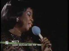 ▶ sarah vaughan misty - YouTube