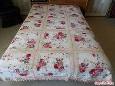 . Такое чудо получилось из простого одеяла :)