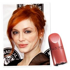 If You Have Ivory Skin Like Christina Hendricks
