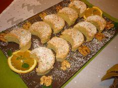 Magdolna szelet Cookies, Meat, Chicken, Food, Crack Crackers, Biscuits, Essen, Meals, Cookie Recipes