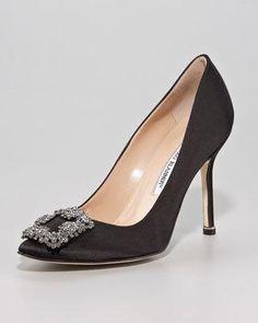 manolo blahnik #heels #shoes #pumps