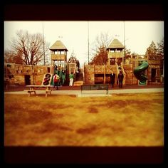 pirate ship park- Belleville ontario.   many, many of hours of fun have been had here!!