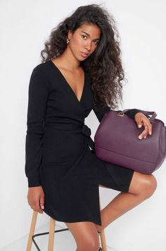 Duża torebka city bag Duffy, Elegant, Peplum Dress, Cold Shoulder Dress, Dresses, Products, Fashion, Side Bags, Handbags