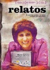 CINE(EDU)-511. Relatos. Dir. Mario Iglesias. España, 2009. Drama. Rosario Francesc é unha escritora, ama de casa que visita ao psicoterapeuta porque ten episodios de pánico nocturno. Afloran cuestións como medos, culpas e o descubrimento da expresión da sexualidade na súa relación con persoas fóra do matrimonio. Os seus contos reflicten, en certo modo, estas cousas, exploran o mundo que o rodea. http://kmelot.biblioteca.udc.es/record=b1476350~S1*gag