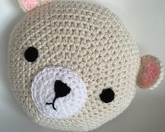 Chelsea is our little buddy! She is approx. 14 round and is a charming addition to any room! I make all these by hand and with much love! Our original design and pattern © Copyright 2011