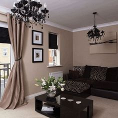 Brown living room walls top living room wall color ideas with brown furniture in excellent home Living Room Modern, Home Living Room, Apartment Living, Interior Design Living Room, Living Room Brown, Modern Couch, Interior Livingroom, Design Bedroom, Cozy Living