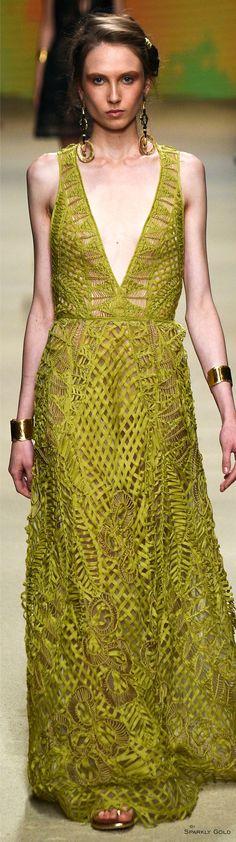 #Farbbberatung #Stilberatung #Farbenreich mit www.farben-reich.com Alberta Ferretti Spring 2016