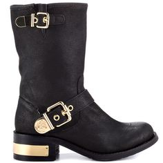 Winchell - Black Silk Goat by Vince Camuto