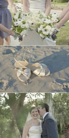 Seabrook Island Wedding by Valeria Duque Photography