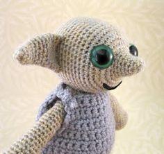 DOBBY von LucyRavenscar - Crochet Creatures