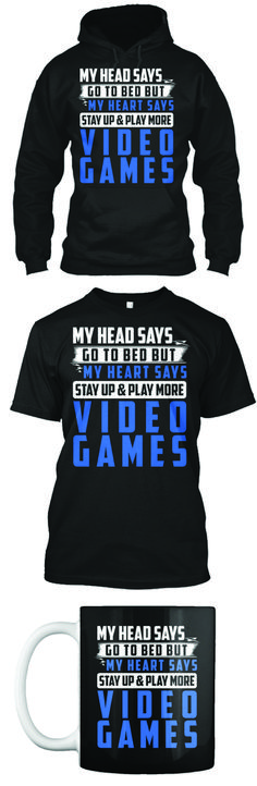 VIDEO GAMES HOODIE  Do you love games? These hoodies are a great gift for game lover.Gaming is an passion for every gamer.They are not addicted to game, they are just in a very committed relationship. Real gamer never quit game.  #game #gaming #gamer #xbox #ps4 #videogames