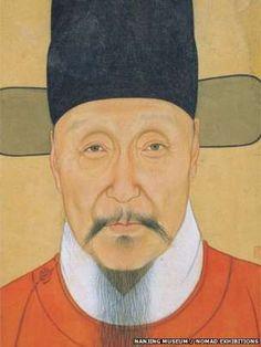Portrait of He Bin