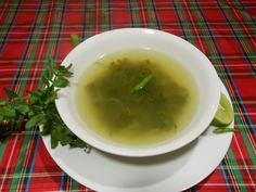 Watercress broth. Food from Huehuetenango. Photo by Irasema Mont l Only the best of Guatemala. Visit our recipe link: http://recetas.mundochapin.com
