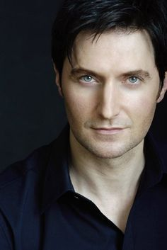 Richard Armitage is my favorite and only choice to play Matthew Clairmont.