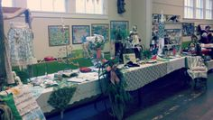 Our second Christmas bazaar at the Cousins' Sale - we grew!