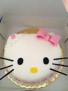 Birthday cake - Hello Kitty!!!