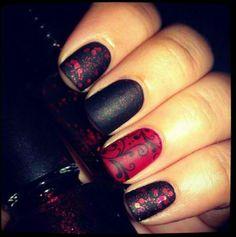 matte nail designs   Matte   Nail Design Ideas