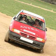 Rally Driving - Oxfordshire