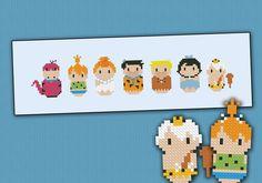 The Flintstones - Cross Stitch Patterns - Products