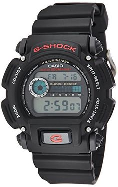 Men's Wrist Watches - Gshock DW90521V Mens Black Resin Sport Watch -- Continue to the product at the image link. (This is an Amazon affiliate link)