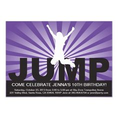 Trampoline Birthday Party Invitation for a Girl Yes I can say you are on right site we just collected best shopping store that haveReviewReview from Associated Store with this Deal...