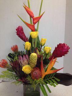 A favorite of Pamela and Tina. Roadrunner Florist Basket Express, Phoenix, AZ