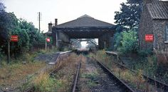 Disused Stations: Pocklington Station Old Train Station, Train Stations, Derwent Valley, Scotland History, Disused Stations, East Yorkshire, Train Tracks, Abandoned Buildings, Arch