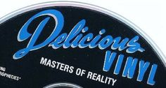 FREE U.S. Shipping! CD From 1990! Masters Of Reality S/T. Delicious Vinyl. #ExperimentalRockHardRock