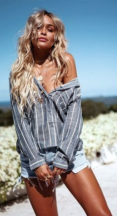 summer outfits  The Narrowest Aspect Of The Jacket Shouldn't Arrive In Too Sharply. You Are Even Permitted To Elect For Wearing An Official Jacket, Since These Look N...