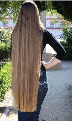 Long To Short Hair, Long Dark Hair, Super Long Hair, Short Hair Styles, Beautiful Long Hair, Gorgeous Hair, Silk Hair, Brunette To Blonde, Loose Hairstyles