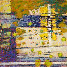"Vestige of Flight | oil on linen | 28 x 28"" | 2007 | website"