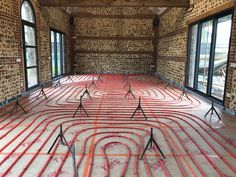 Isolation, Garages, Animal Print Rug, Home Decor, Attic Spaces, Brick, Traditional Interior, Decoration Home, Room Decor