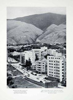 CARACAS - VENEZUELA - CIRCA 1956
