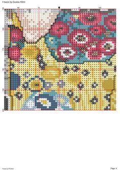 Klimt - Il bacio 9