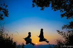 日吉大社と琵琶湖湖畔*ロケーション前撮り | *elle pupa blog*