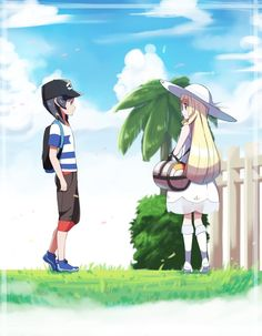 Sun and Lillie