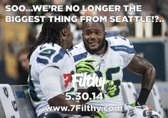 A Super Bowl win is huge...but this is EPIC! #7Filthy #7FilthyHills #proud #FilthyLIFE #ThatsFILTHY #seattle #206 #seattlestyle #seattlebrand #emeraldcity #seattlefashion #seattlestreetwear #pnw #seattlelife