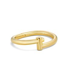 Tory Burch Toggle Hinged Bracelet