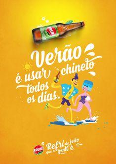 Fruki Guaraná - Verão 2017 on Behance