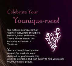 Love Younique :) #younique  Younique Products Fastest growing home based business! Join my TEAM!  Younique Make-up Presenters Kit! Join today for only $99 and start your own home based business. Do you love make-up?  So many ways to sell and earn residual  income!! Your own FREE Younique Web-Site and no auto-ship required!!! Fastest growing Make-up company!!!! Start now doing what you love!  https://www.youniqueproducts.com/EricaGober
