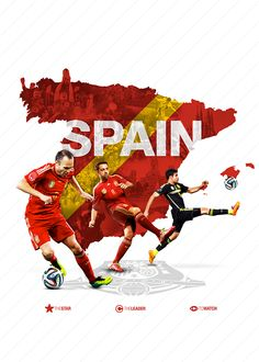 World Cup Teams presentation project made for betting company. Football Ads, Spain Football, Spain Soccer, Football Design, World Football, Brazil World Cup, World Cup 2014, Fifa World Cup, Team Wallpaper