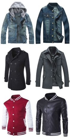 a8469c78be13 Mens jackets. Jackets certainly are a very important part of every single  man s clothing collection