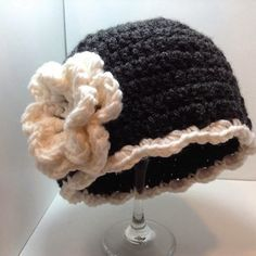 Sew Many Hearts for Giving: MY CROCHET HAT PATTERNS