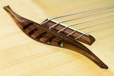 IQ Bass bridge // Stoll Guitars