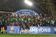 Camarões vence Egito de virada e conquista 5º título da Copa Africana de Nações #timbeta #sdv #betaajudabeta
