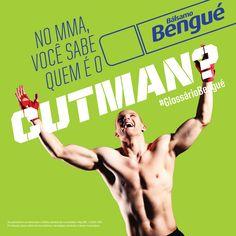 Cutman é o responsável por prevenir e tratar danos físicos a um lutador nos intervalos entre os rounds. Os melhores sempre possuem #BálsamoBengué em pomada, gel e aerosol!  Se não tiver seu cutman, vá de Bengué!