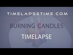 Chill for a minute looking at some candles melting - Cheezburger